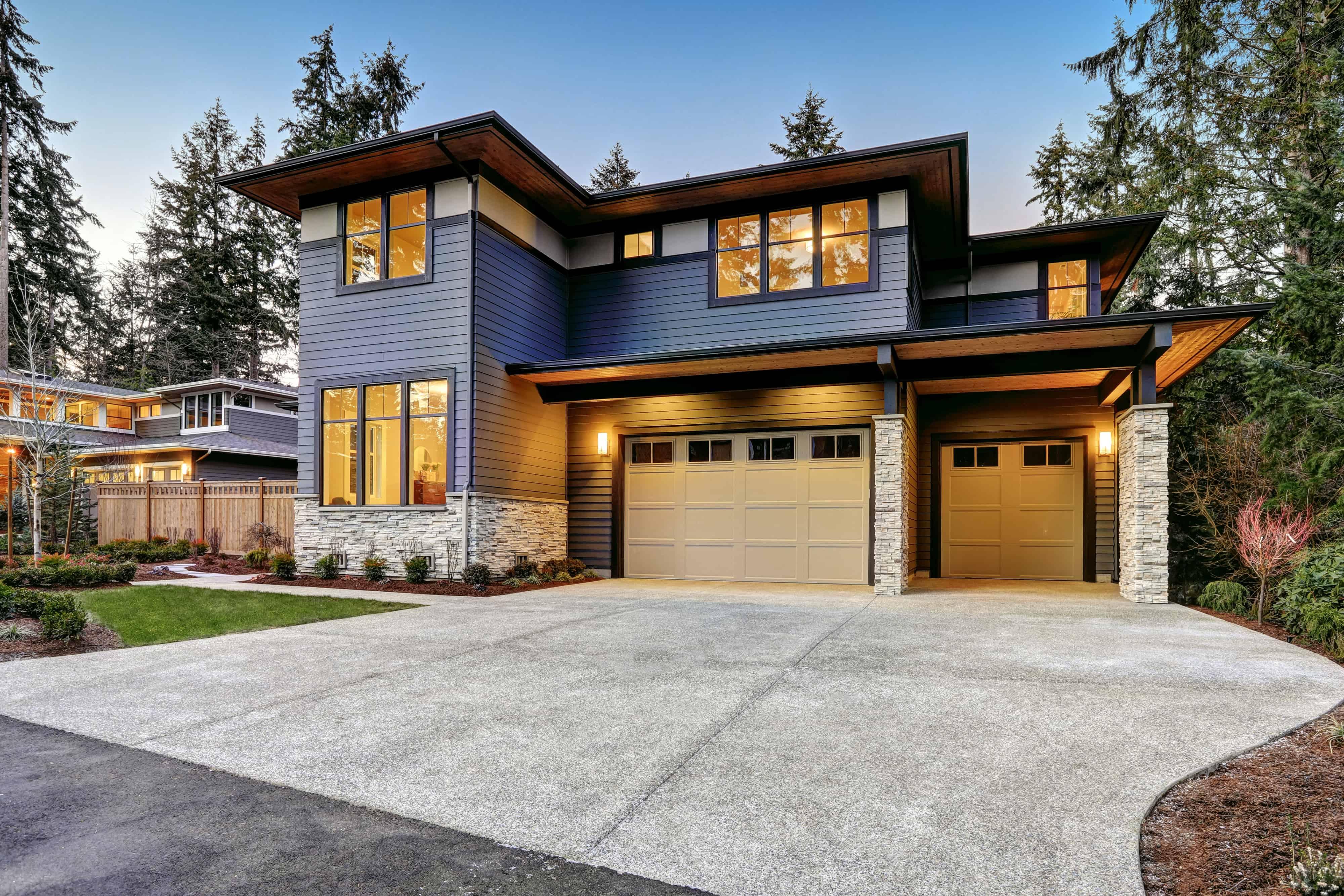 Bellevue dream home
