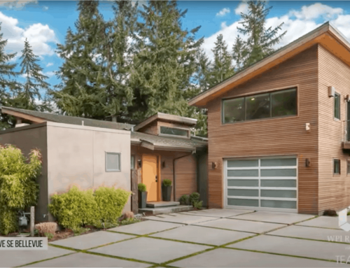 Contemporary Home Just Listed by Team W